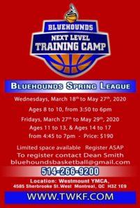 spring league register